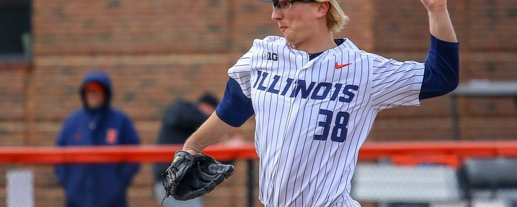 Illinois baseball looking to rebound against Terps this weekend