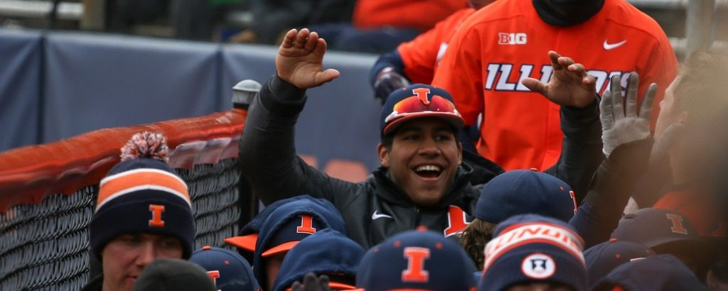 #25 Illinois sweeps Rutgers in windy battle!